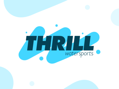 Thrill Watersports Logo