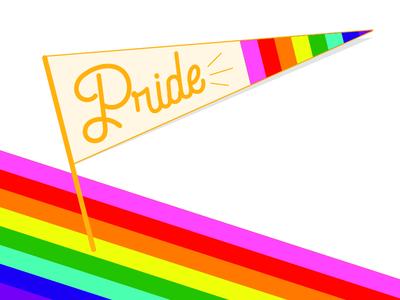 Pride Pennant