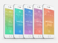 Flinder mobile app