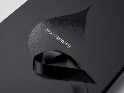 Moët Hennessy Book cover