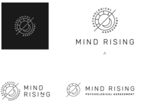 Unchosen Logo Design Concept for Mind Rising