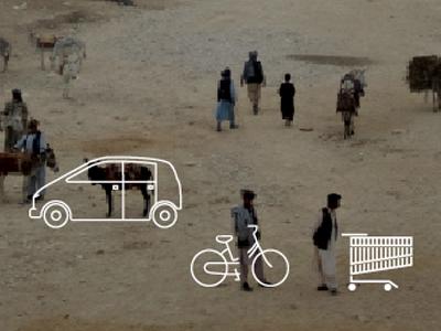 Suburban Afghanistan