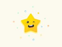 Star emoji!