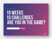 UI Weekly Challenges - Season 02