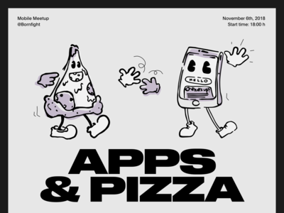 Apps & Pizza Mobile Meetup