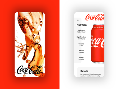 Coca-Cola App – Destructive Advertising