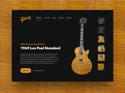 Gibson Les Paul Standard – SOLD OUT