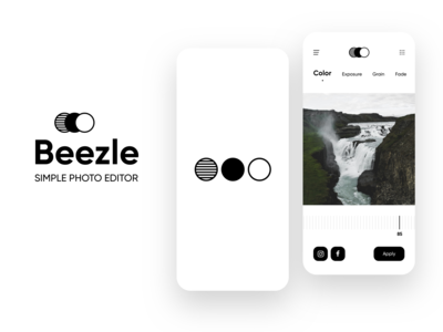 Beezle: Simple Photo Editor