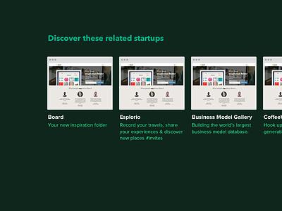 Beta List: Related Startups betalist