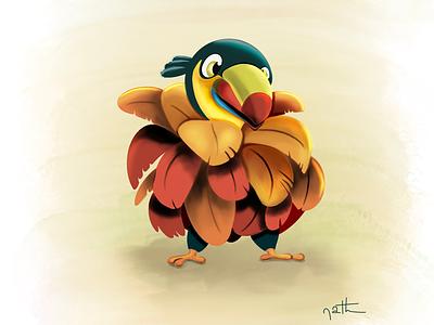 Mardi Gras toucan tucán carnaval mardi gras