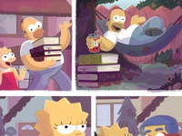 """The Wonderful World of Lisa Simpson"""