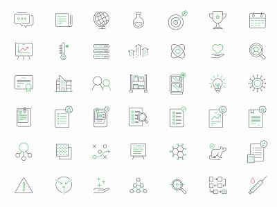 Medical icon set webdesign branding icons design pharmaceutical medical