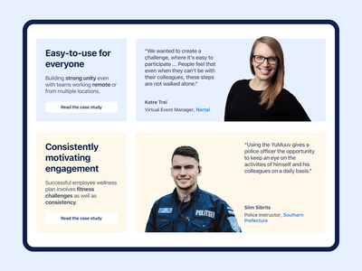 Testimonials for a landing page landing page testimonials web design