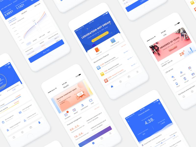 Financial App(english)