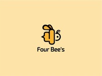 Four Bee's