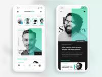 Designer Inspo - A social media app for designers.