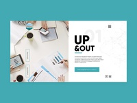 UP&OUT (webdesign)