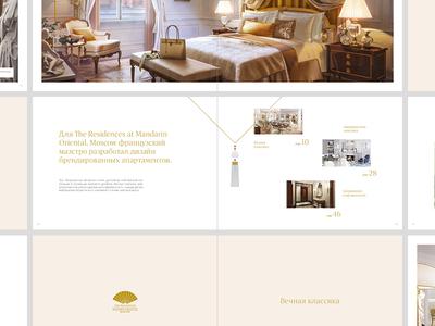 The Residences Mandarin Oriental (catalog)