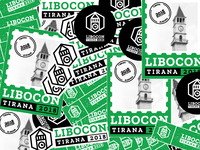 Libocon 2018 stickers