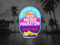 Medio Maratón San Carlos 2018