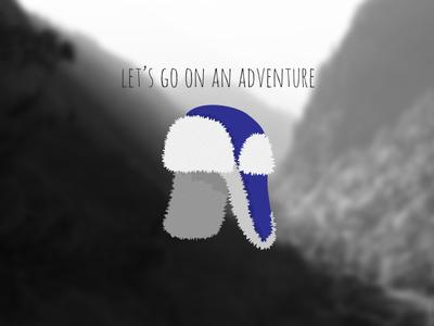Beanie icon vector illustration icon beanies winter adventure