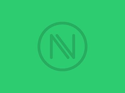 Personal branding logo brand branding icon circle vector letter identity geometric lettering