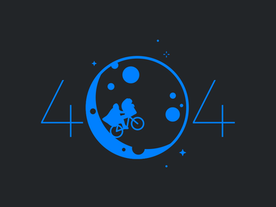 E.T. could not phone home phone stars alien et space moon icon illustration 404