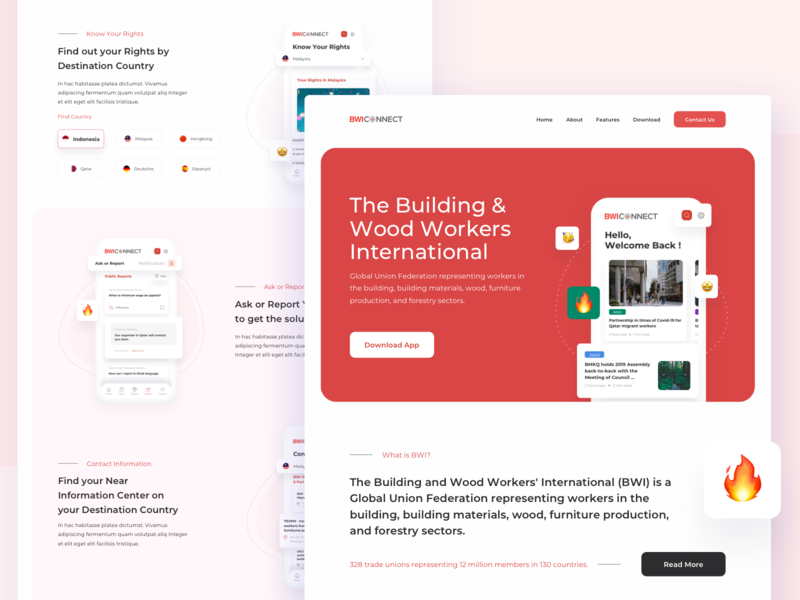News Website Designs Themes Templates And Downloadable Graphic Elements On Dribbble