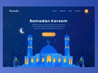 Ramadan Kareem Header