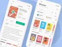 Ebook app preview