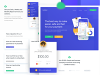 CashBond Payment Landing Page