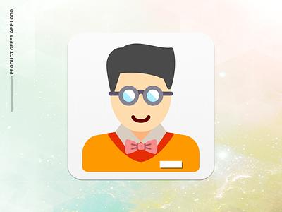 Sebastian: Product Offer App Logo app mobile listing offer product