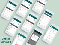 Digital Diet App