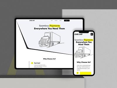 ONRAMP professional ui illustration wordpress development webdesign upqode