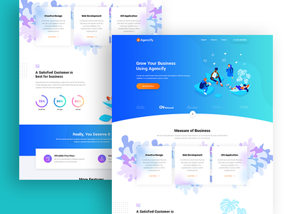 Agmycoo - Isometric Agency Creative Portfolio Html Template portfolio design portfolio isometric illustration agency agency landing page landing animation vector design isometric design isometric illustration design illustration branding website web ui ux typography