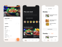 Meal Plan Mobile App - Save Food and Money
