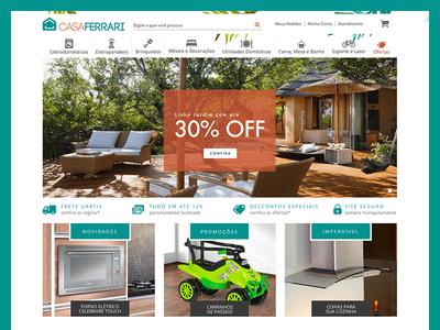 Casaferrari - E-Commerce