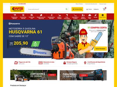Diafer - E-Commerce