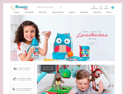 Kawaii - E-Commerce