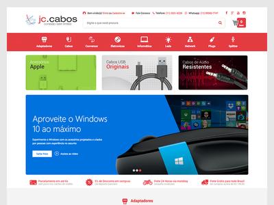 Jccabos - E - Commerce