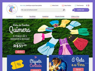 Quimera - E - Commerce