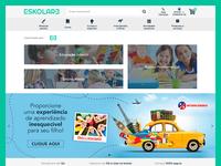 Eskolare - E-commerce