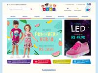Lojinha Da Vivi - E-commerce