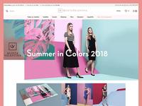 Quinta Valentina - E-commerce