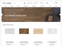 Forma Casa - E - Commerce