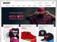 Brshop - E - Commerce