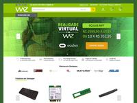 Waz - E-Commerce