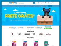 Petnanet - E-commerce