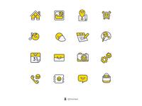 JeeNote-Iconset