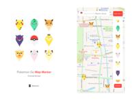 Pokemon Go Map Marker